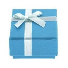 Papierová darčeková krabička na prsteň.
