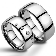 Prstene z karbidu wolframu NWF1007-Zr5    DOPREDAJ !!!